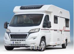 2019 Peugeot Boxer Bailey Advance 70-6 Motorhome Camper 6 Berth 6 Belts 3500kg