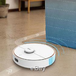360 S7 Smart Robotic Cleaner Laser Map Memory Automatic Floor Sweep Machine LDS