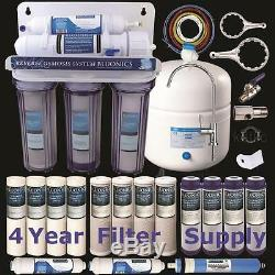5 Stage Home Drinking Reverse Osmosis System 15 Total BLUONICS RO Water Filters
