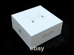 Apple AirPods Pro Headphone With Wireless Charging Case Brand New Sealed Box