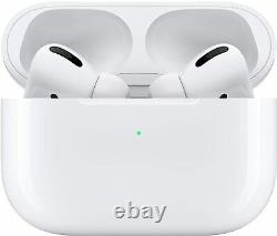 Apple AirPods Pro White MWP22ZM/A Brand New and Sealed -Genuine, RRP £249