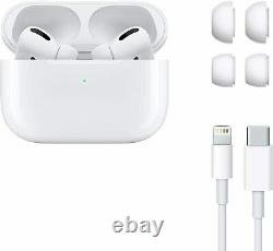 Apple Airpods Pro With Wireless Charging Case. Brand New 1 Year Apple Warranty