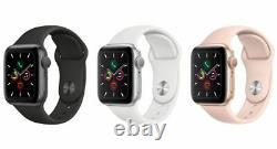 Apple Watch Series 5 (GPS) 44mm Brand New