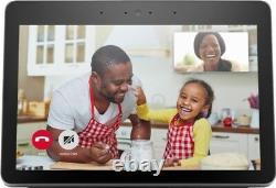 BRAND NEW Amazon Echo Show (2nd Gen) 10.1 HD screen White Sandstone Latest Model