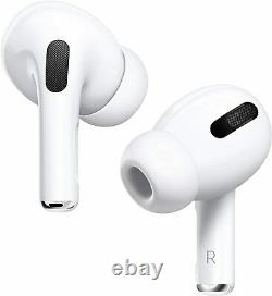 Brand New Apple Airpods Pro With Charging Case White Mwp22zm/a Sealed Box