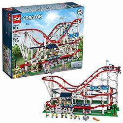 Brand New Factory Sealed Lego 10261 Creator Expert Roller Coaster Mnib