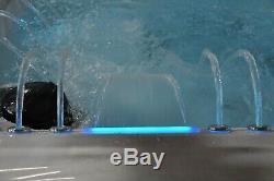 Brand New Hot Tub 5 Person Spa HUNTER 3-13amp Plug and Play BALBOA CONTROL, UK
