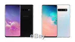 Brand New Samsung Galaxy S10 Sm-g973f 128gb Factory Unlocked Smartphone Sealed