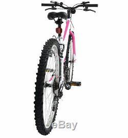 Challenge Regent 26 Inch Rigid Mountain Bike Ladies White/Pink
