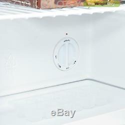 Cookology MFZ32BK Black Table Top Mini Freezer A+ Rated, 32 Litre, 4 Star