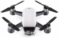 DJI Spark Fly More Combo Alpine White 1080p Camera Drone Quadcopter CP. PT. 000899