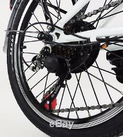 E-glide E bike ELECTRIC BICYCLE 20 Folding Bike BRAND NEW