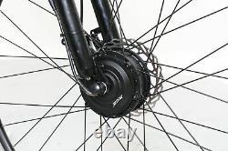 EBike Commute 36v Folding Electric Bike 27.5 White BRAND NEW