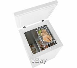 ESSENTIALS C97CFW18 Chest Freezer White Currys