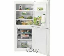 ESSENTIALS CE55CW18 50/50 Fridge Freezer White Currys