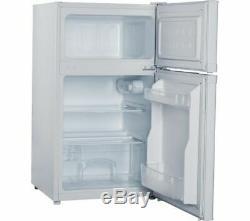 ESSENTIALS CUC50W18 70/30 Fridge Freezer White Currys
