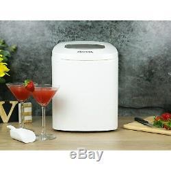 ElectriQ Auto Ice Machine Portable Counter Top Ball Cube Maker Ice in 10 Mins