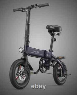 Electric Folding Bike 14 7.8AH Brand New UK Stock One Year Warranty