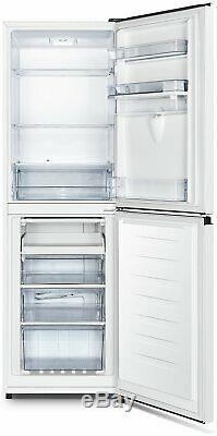 Fridgemaster MC55240MD Free Standing 55cm A+ Fridge Freezer White