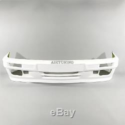 Full Front Bumper Spoiler Valance Parachoques (Fits BMW E30 Mtech 2 M Technic)