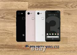 Google Pixel 3 64/128GB G013A GSM Unlocked Smartphone Brand New
