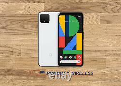 Google Pixel 4 G020i 64/128GB AT&T T-Mobile Verizon Unlocked Brand New