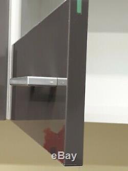 Graphite Grey Gloss 8 Kitchen Units Set Legs Complete Kitchen Cheap