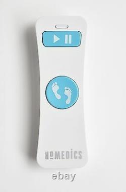 HoMedics Leg Exerciser Walking Mobility Aid Improves Circulation BRAND NEW