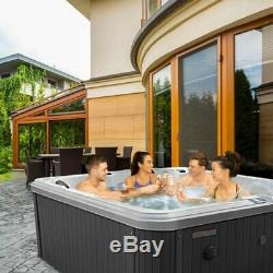 Hot Tub Brand New Luxury 6 Person Spa 40 Jets 13Amp Bluetooth & LED Lighting