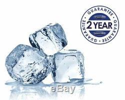 Iceking RL111AP2 Under Counter Larder Fridge Free Standing 48cm A Energy