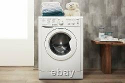 Indesit EcoTime IWC71252W Free Standing 7KG 1200 Spin Washing Machine White