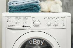 Indesit IWC71252 Free Standing 7KG 1200 Spin Washing Machine A+++ White