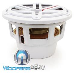 Jl Audio M12ib6-sg-wh 12 600w Rms Marine Subwoofer Speaker White Sport Grille