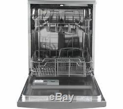 KENWOOD KDW60S16 Full-size Dishwasher Silver Currys