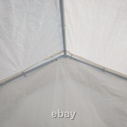 Kct Portable Carport Canopy Outdoor Shelter Cover Garage Canvas Gazebo Tent