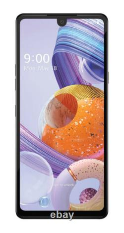 LG Stylo 6 LMQ730MM 64GB White FULL UNLOCKED BRAND NEW