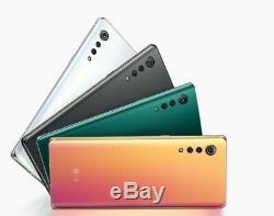 LG Velvet G900N Brand New! Choose color Single SIM, Unlocked Realeased in June