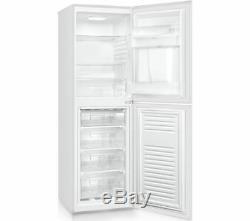 LOGIK LSD55W18 50/50 Fridge Freezer White Currys