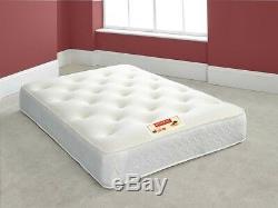 Memory Foam Mattress choice of 8 Thick 10 Deep 12 Extra Deep