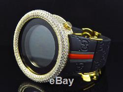 Mens Techno Art Joe Rodeo AP Bling Master White Simulated Diamond Designer Watch
