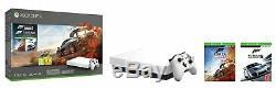 Microsoft Xbox One X White Console 1TB & Forza Special Edition Bundle White