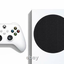Microsoft Xbox Series S 512GB Video Game Console White New