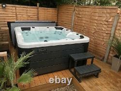 Music Hot Tub 13amp Plug & Play 6 Person Seat USA Balboa New White pre-order