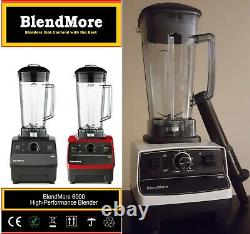 NEW-2200W-BlendMore 6000-3HP Blender with Amazing Vitamix Smoothies by L. Brook