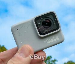 NEW GoPro Hero 7 White Waterproof Action Camera Touchscreen 1080p HD Video 10MP