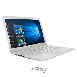 NEW HP Stream 14 Laptop Celeron N3060 4GB RAM 32GB SSD Windows 10