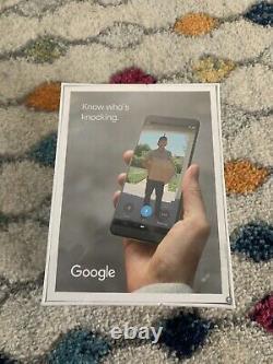 Nest Hello Google Smart WiFi Video Doorbell NC5100US BRAND NEW Factory Sealed