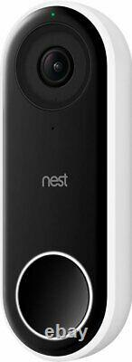 Nest Hello Video Doorbell Smart Wi-Fi (NC5100US) Brand New Sealed in Box