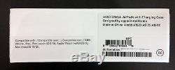 New Apple AirPods White MMEF2AM/A Genuine Airpod Retail Box Sealed. Ships Fast