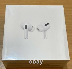 Official Apple AirPods Pro White MWP22ZM/A Brand New Sealed
